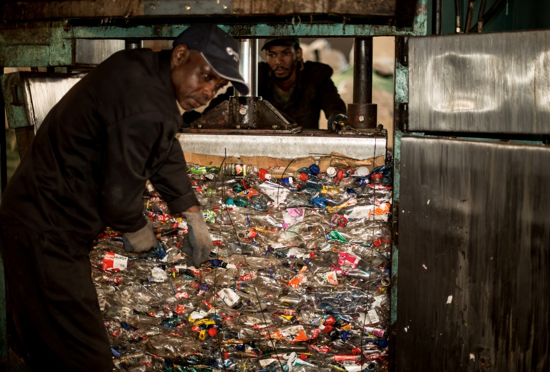 SA PET industry hits new high with 2.15 billion bottles recycled